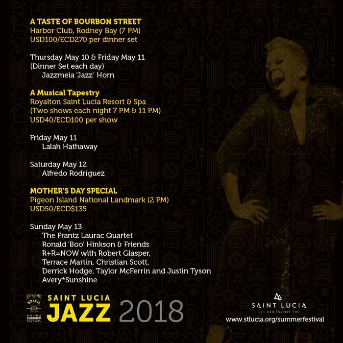 programme suite 2018